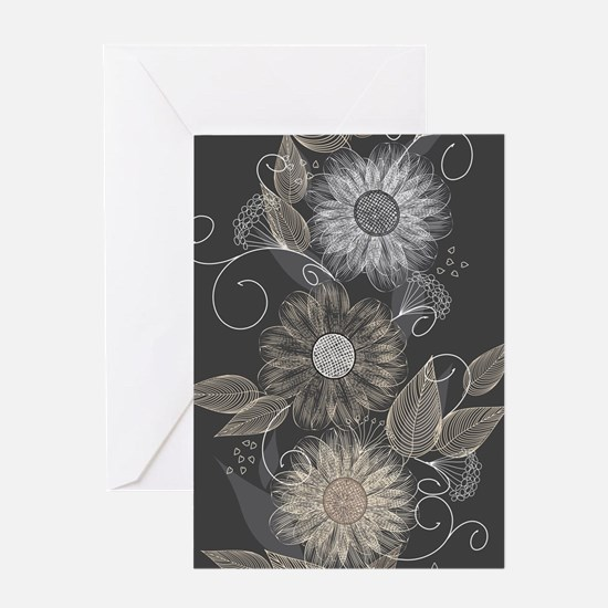 Elegant Floral Greeting Cards