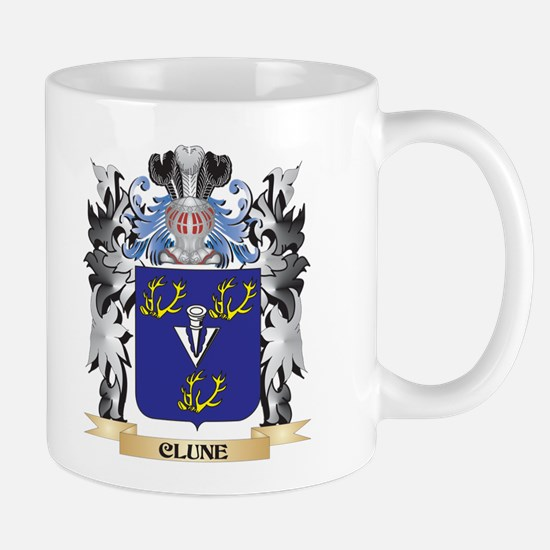 Clune Coat of Arms - Family Crest Mugs