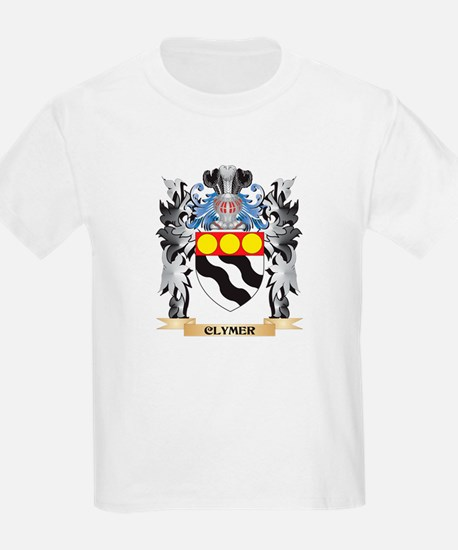 Clymer Coat of Arms - Family Crest T-Shirt