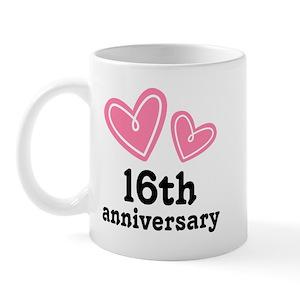 16th wedding anniversary hobbies gifts cafepress
