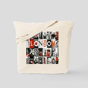 I Luv London Tote Bag