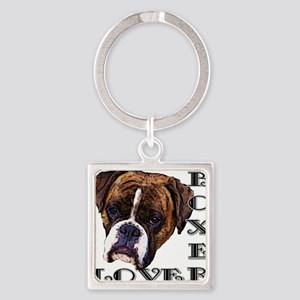 Boxer Lover Keychains