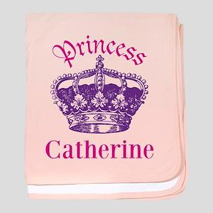 Princess (p) Baby Blanket