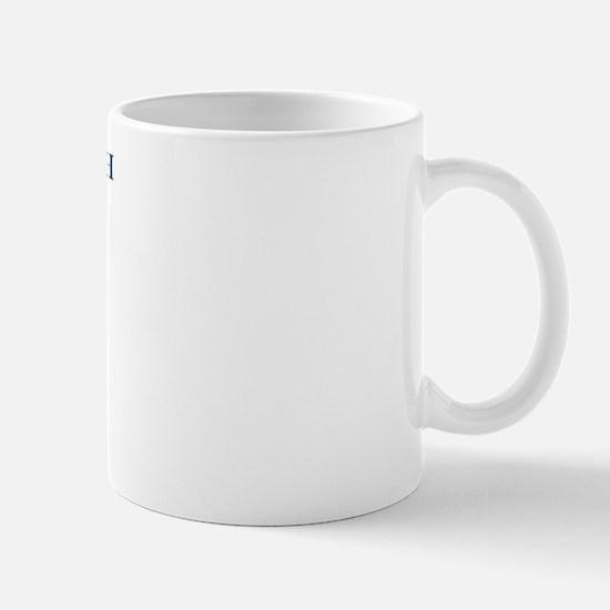 Newt Gingrich (american flag) Mug