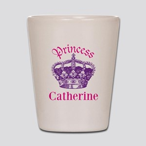 Princess (p) Shot Glass