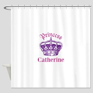 Princess (p) Shower Curtain