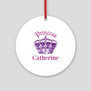 Princess (p) Ornament (round)