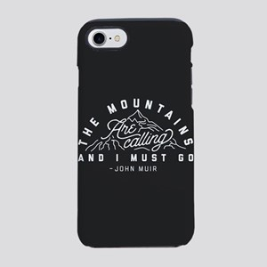 The Mountains Are Calling And iPhone 7 Tough Case