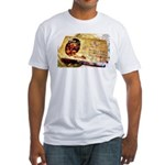 Jacob's Candy Fitted T-Shirt