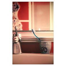 bathroom Poster