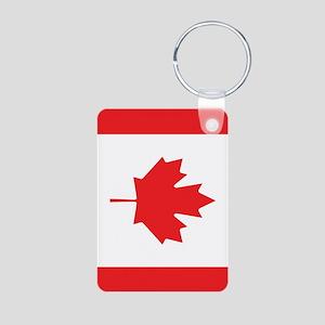 Flag Of Canada Keychains