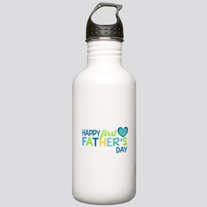 Haopy First Father's D Stainless Water Bottle 1.0L