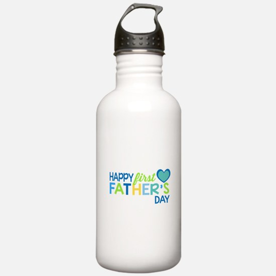 Haopy First Father's D Water Bottle