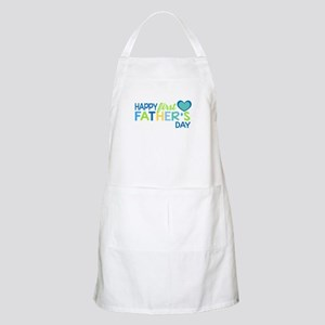 Haopy First Father's Day Boys Apron