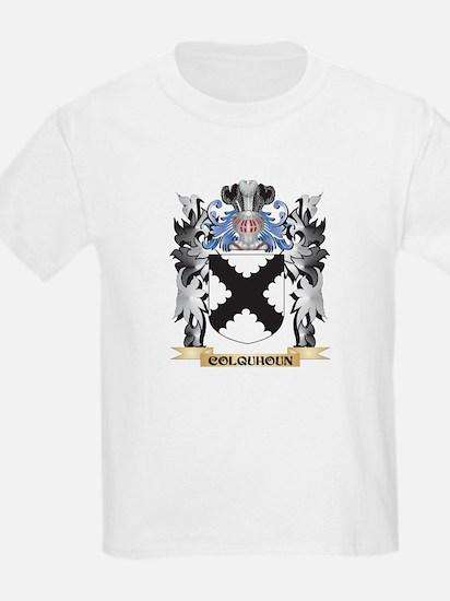Colquhoun Coat of Arms - Family Crest T-Shirt