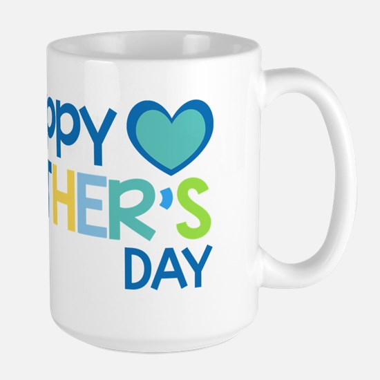 Happy Father's Day Boys Mugs