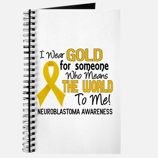 Neuroblastoma MeansWorldToMe2 Journal
