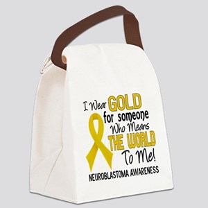 Neuroblastoma MeansWorldToMe2 Canvas Lunch Bag