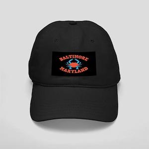 Crabbing Baltimore Black Cap