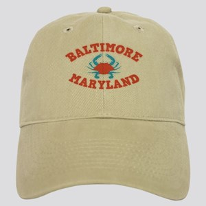 Crabbing Baltimore Cap