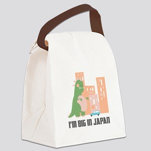 I'm Big In Japan Canvas Lunch Bag