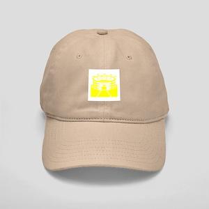 Yellow Stadium Cap