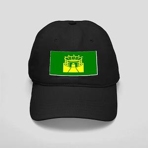 Yellow Stadium Black Cap