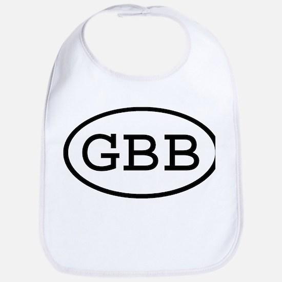 GBB Oval Bib