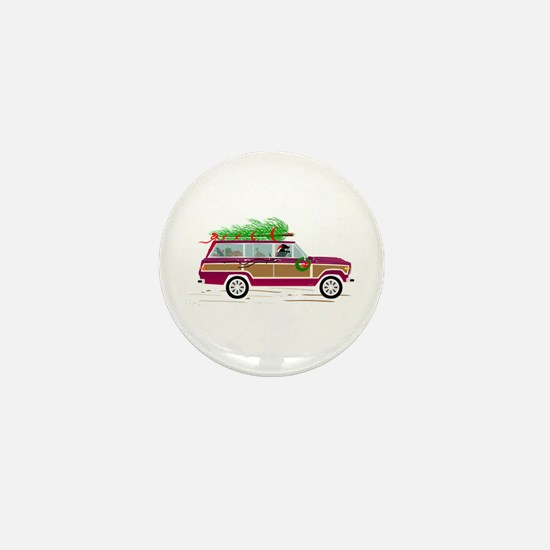 Coddiwomple Christmas Mini Button
