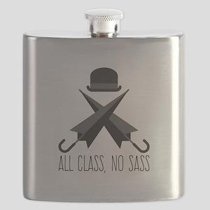 All Class,No Sass Flask
