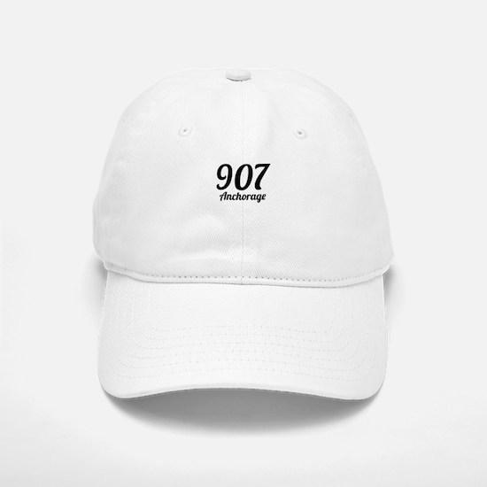 907 Anchorage Baseball Baseball Baseball Cap
