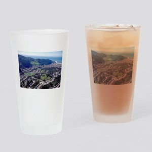 Pacifica California Drinking Glass