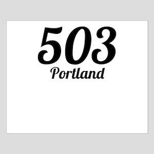 503 Portland Posters