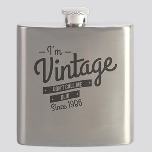 Im Vintage Since 1986 Flask