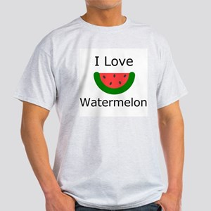 I love Watermelon Light T-Shirt