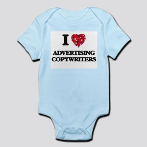 I love Advertising Copywriters Body Suit
