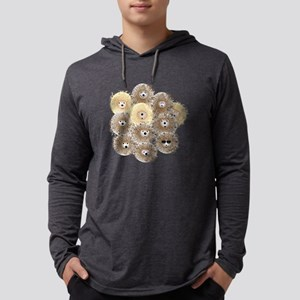 Hedgehog Party Long Sleeve T-Shirt