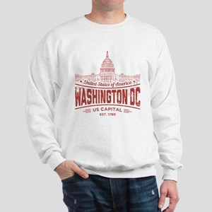 US CAPITAL (RED) Sweatshirt