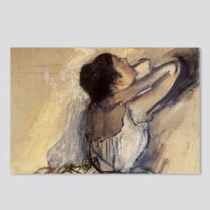 The Dancer by Edgar Degas Postcards (Package of 8)