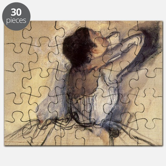 The Dancer by Edgar Degas Puzzle