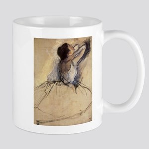 The Dancer by Edgar Degas Mugs