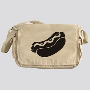 Hotdog Messenger Bag