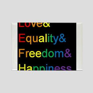 Pride Love& Magnets