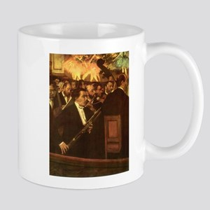 Orchestra of Opera by Degas Mugs