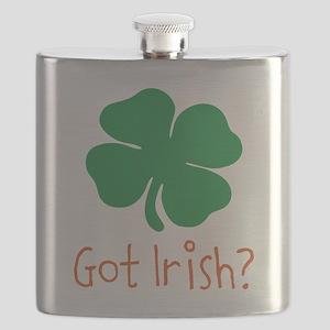 Got Irish Flask