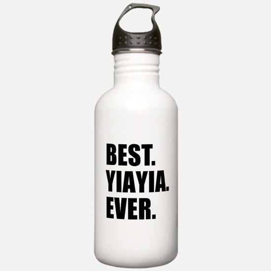 Best YiaYia Ever Water Bottle