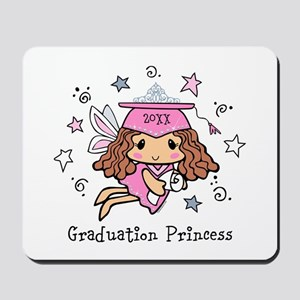 Graduation Princess Personalized Mousepad