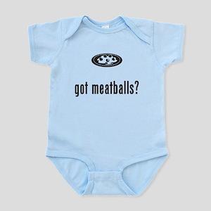 Meatballs Infant Bodysuit
