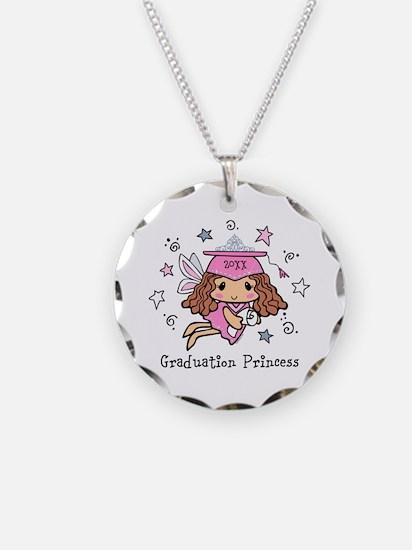 Graduation Princess Personal Necklace