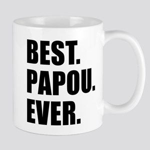 Best Papou Ever 11 oz Ceramic Mug